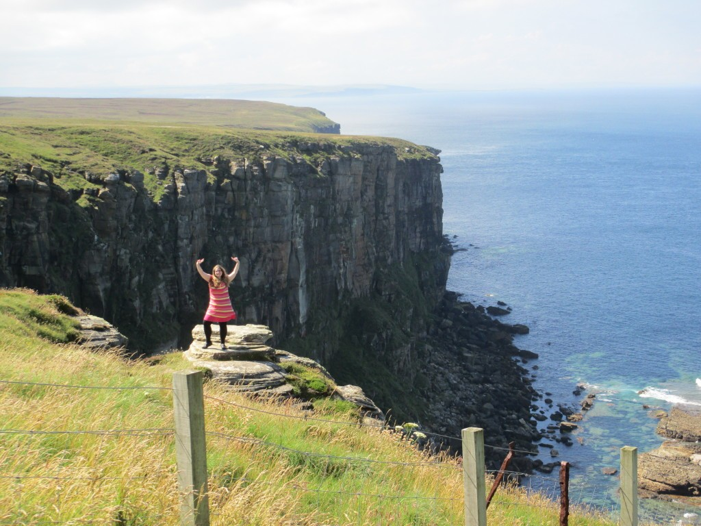 Scotland Dunnet Head
