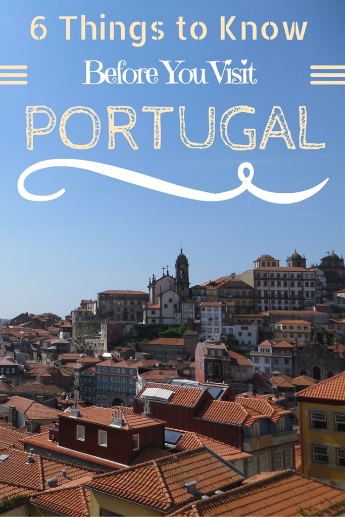 things to know before you travel to portugal