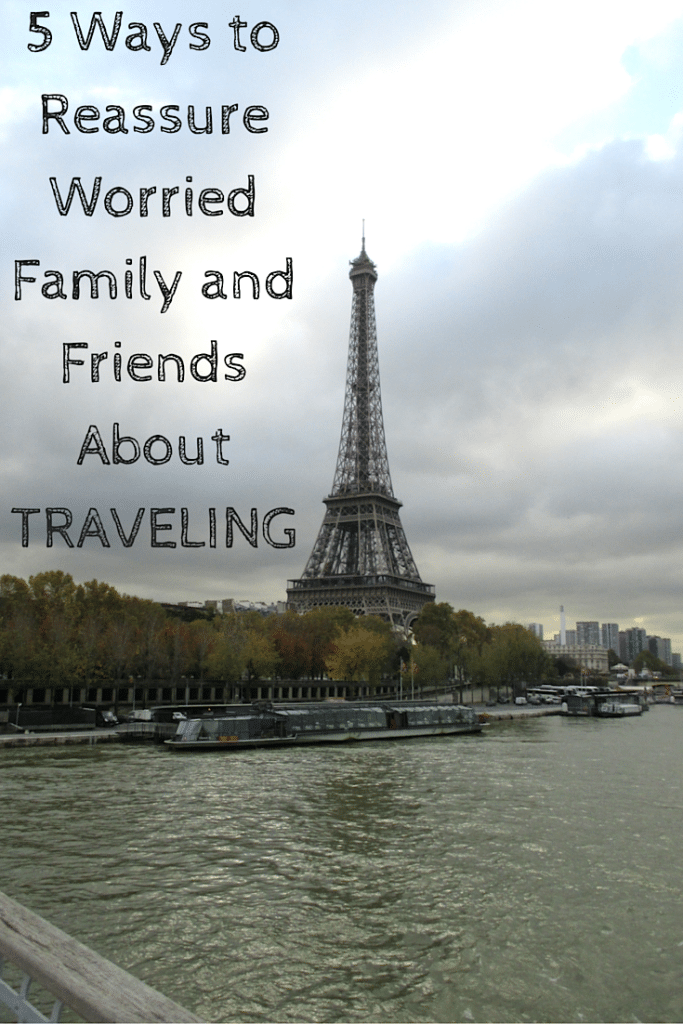 Worried Family and Friends