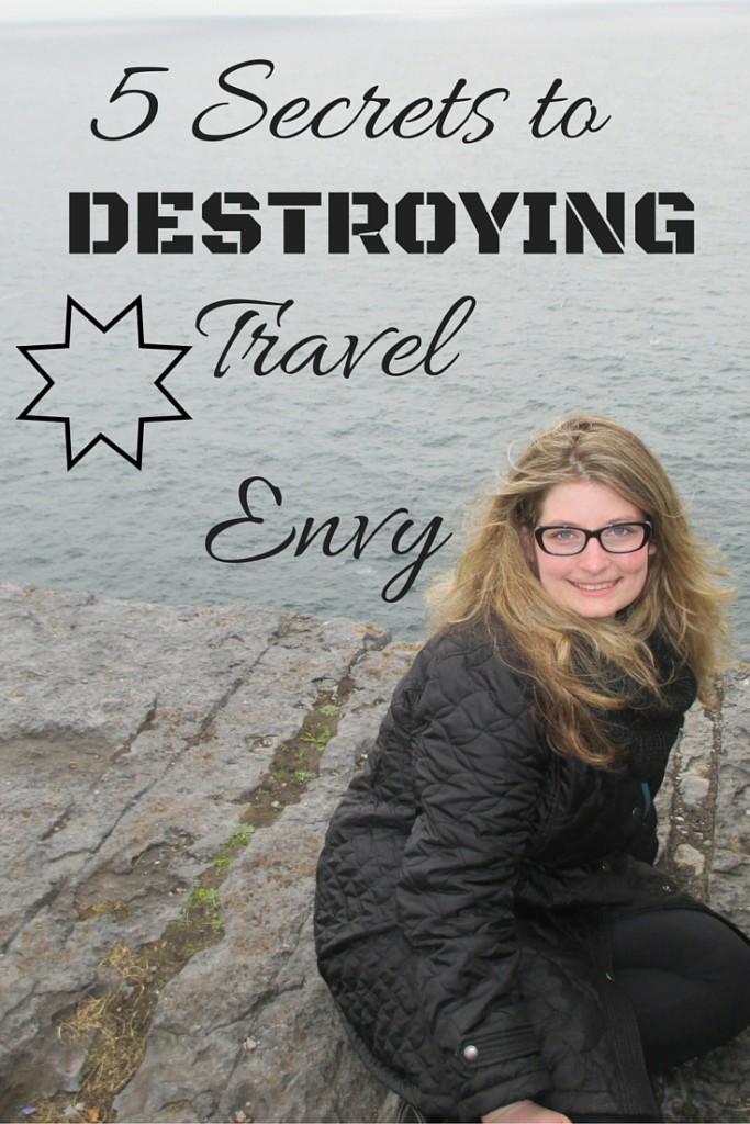 destroying travel envy