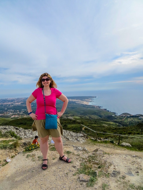 portugal is safe for solo female travelers with great views