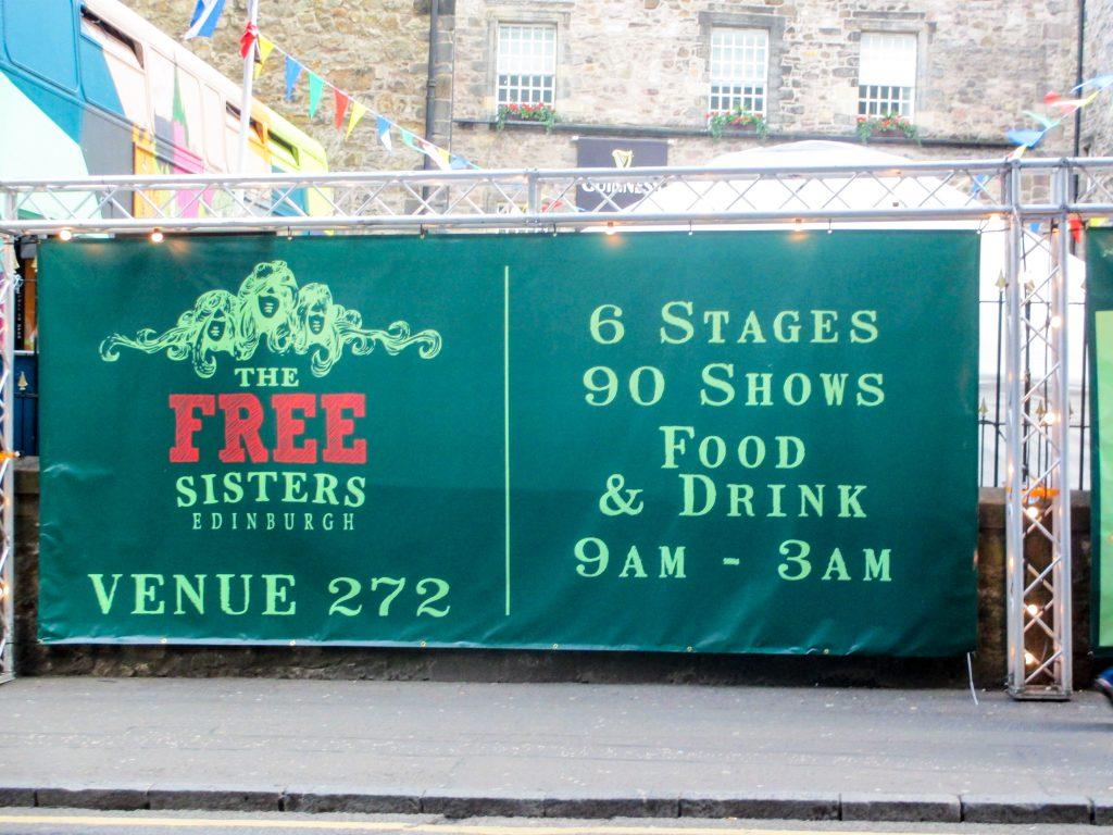 Edinburgh's Fringe Festival: A Survival Guide