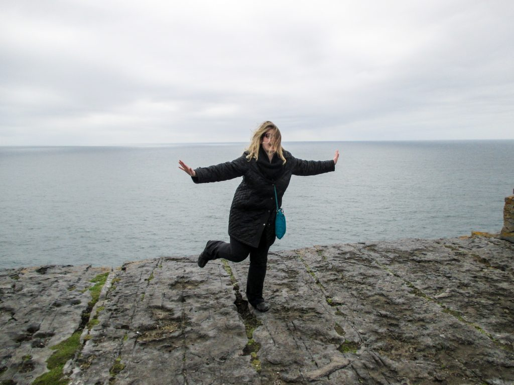 The Time I Fell Off a Bike in the Aran Islands