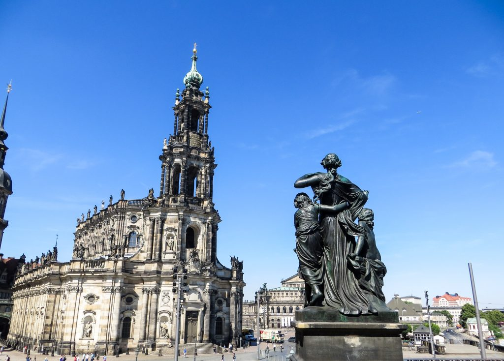 day in dresden