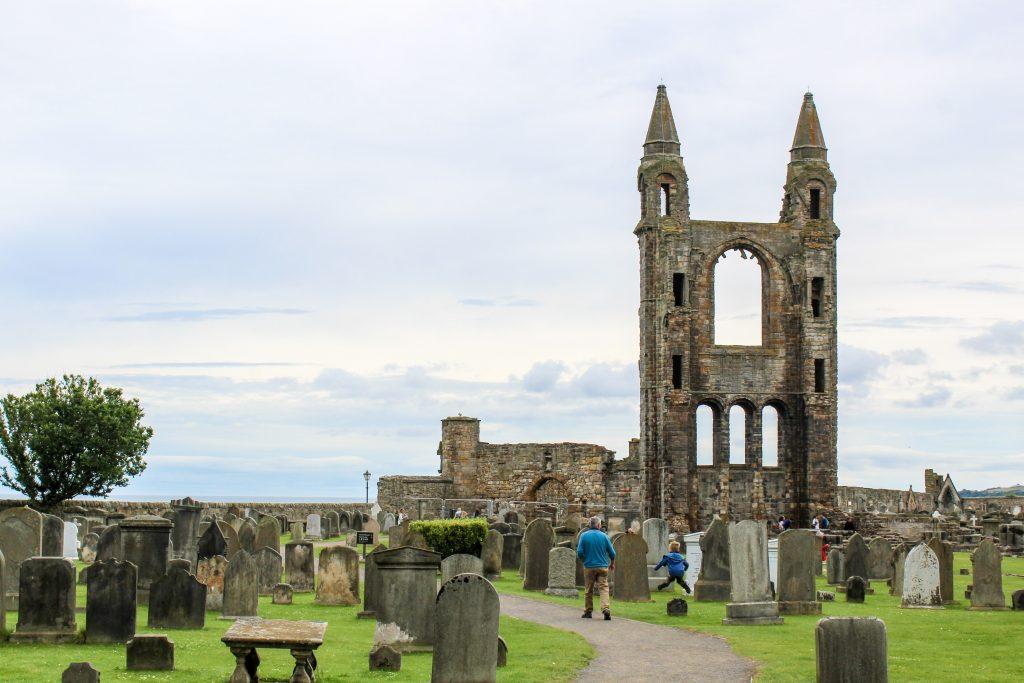 visit St Andrews from Edinburgh