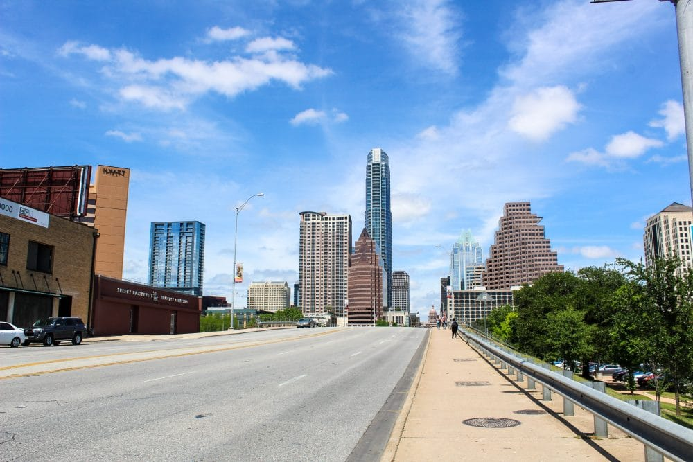 traveling to austin alone