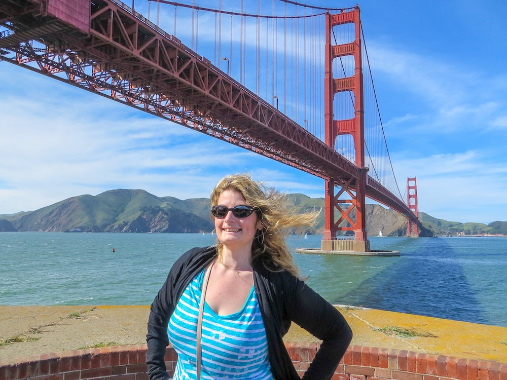solo female travel in san francisco is a lot of fun outdoors