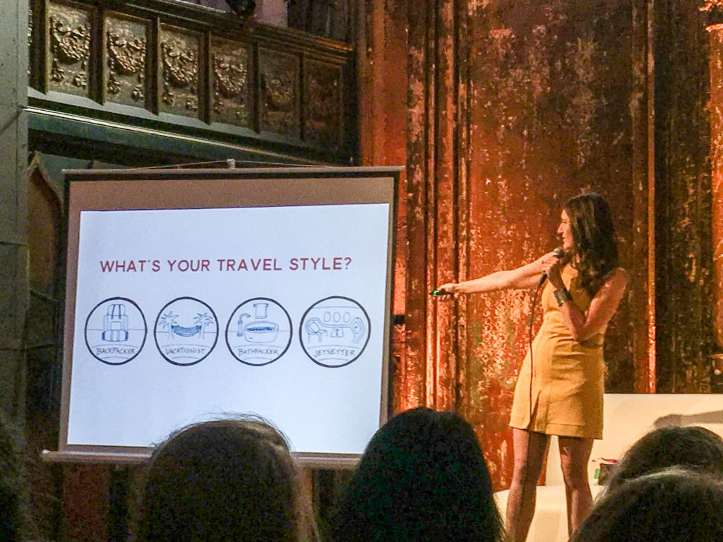 travel blogging conference