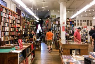 the strand bookstore nyc