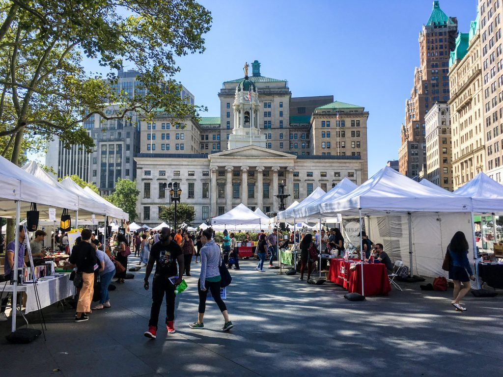 the brooklyn book festival