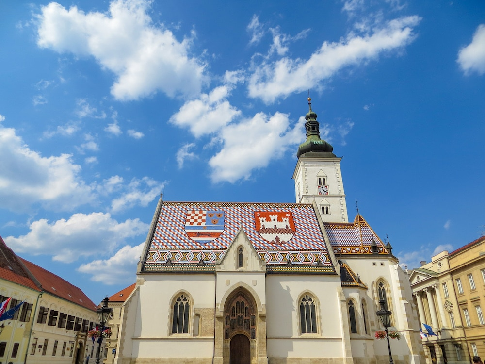 discover croatia's capital europe backpacking routes