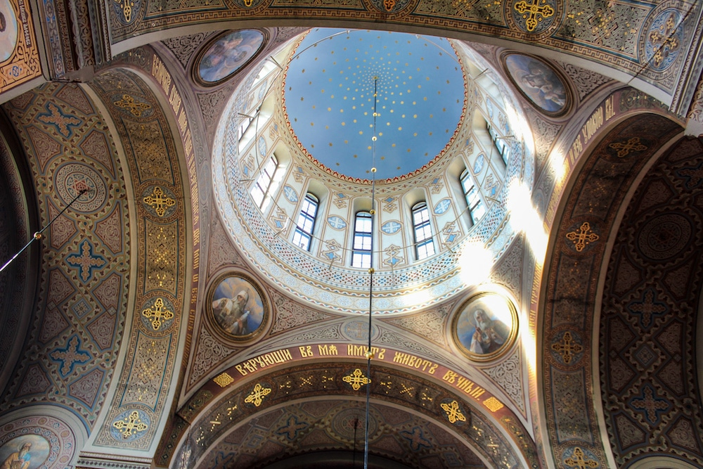 solo travel helsinki: make sure to see the churches