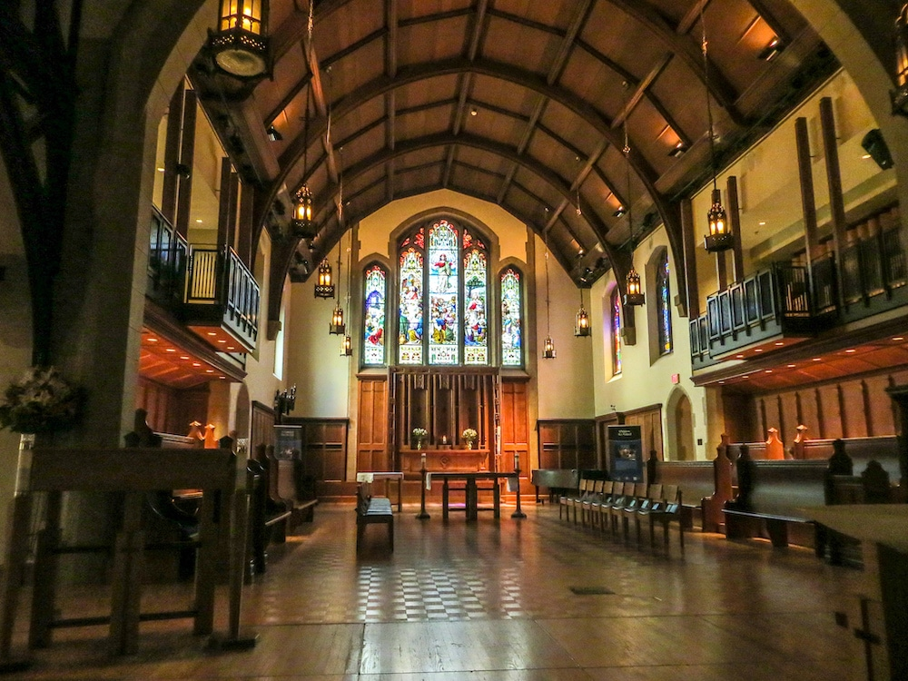Alone in Vancouver? Have a lot of fun exploring churches!