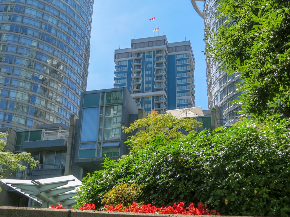 welcome to downtown vancouver