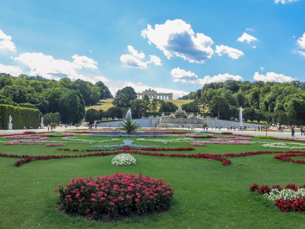 visit vienna in the summer and have a great time