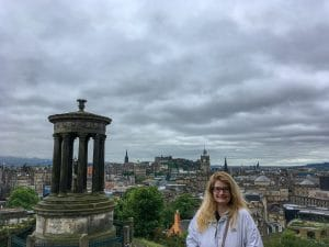 solo travel to scotland