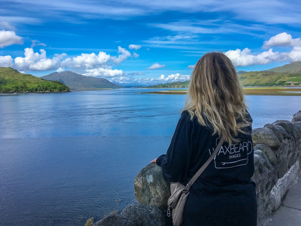 solo female travel scotland = wonderful