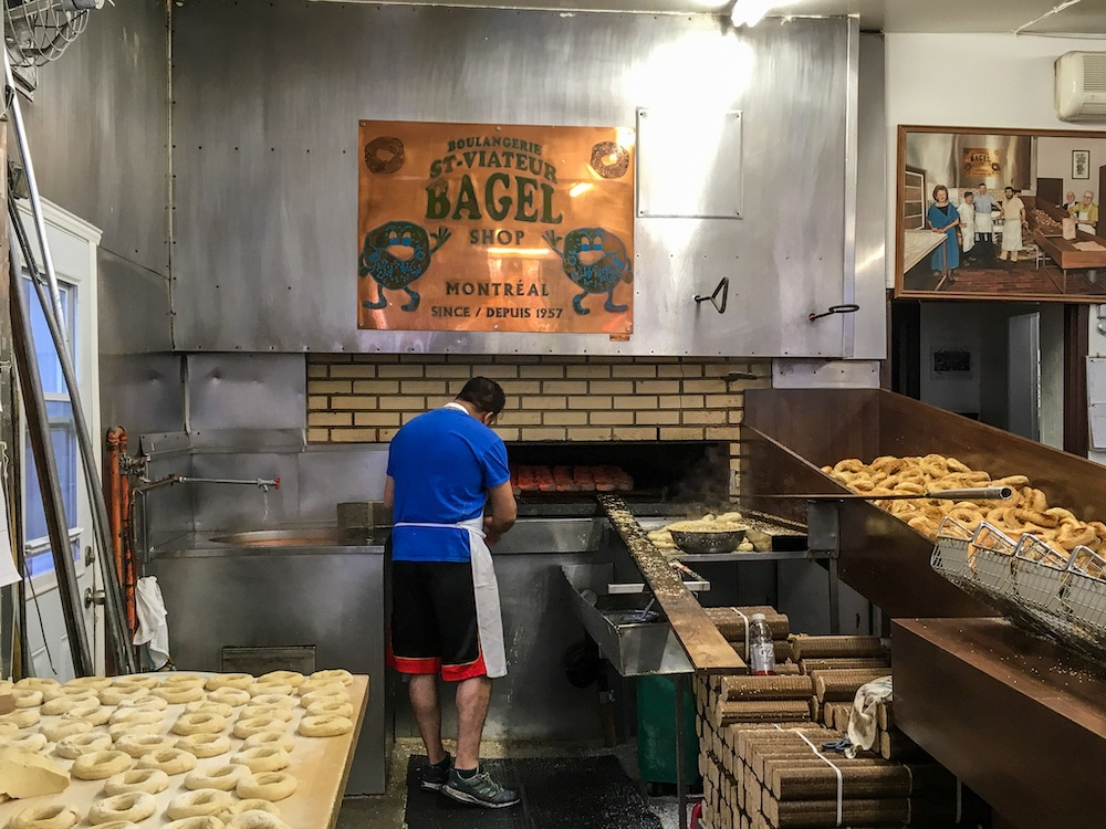 eat bagels on your solo trip to montreal