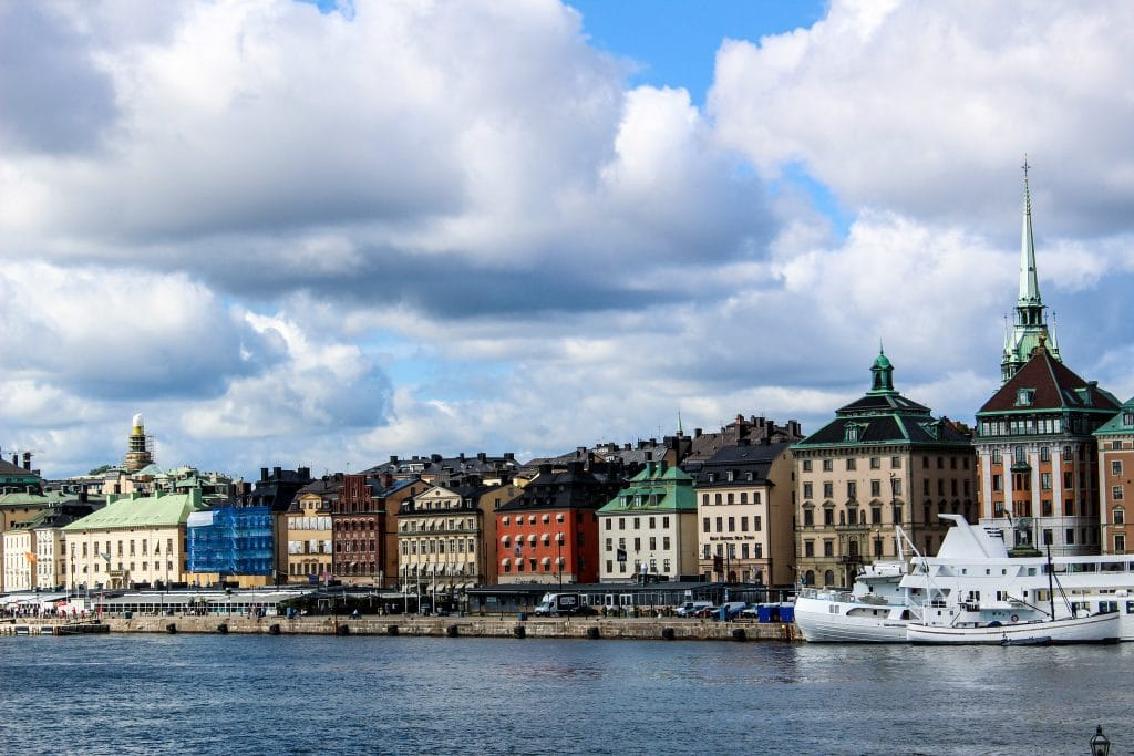 take a stroll on the water with 24 hours in stockholm