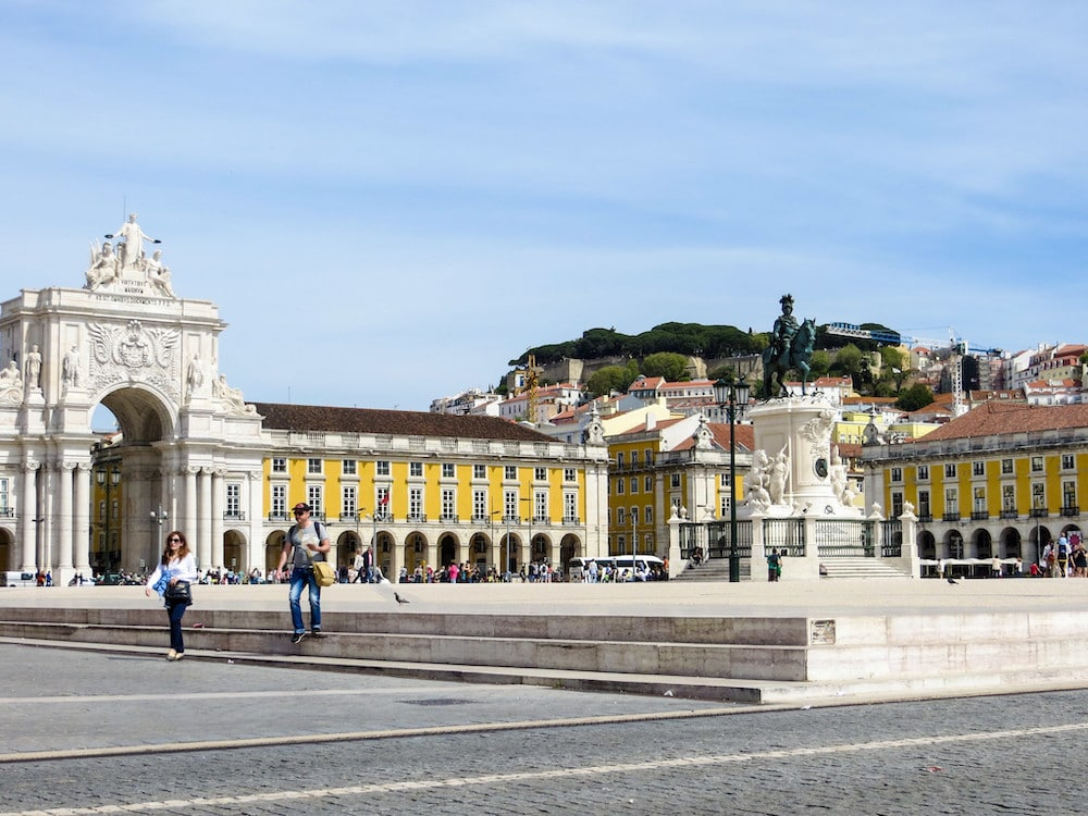 enjoy the outdoors with 2 days in lisbon