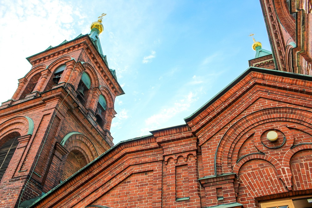 one day in helsinki you will see gorgeous churches
