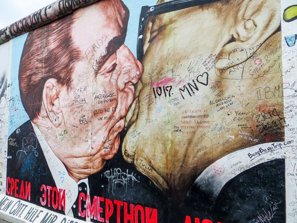 reasons to visit germany: see the berlin wall