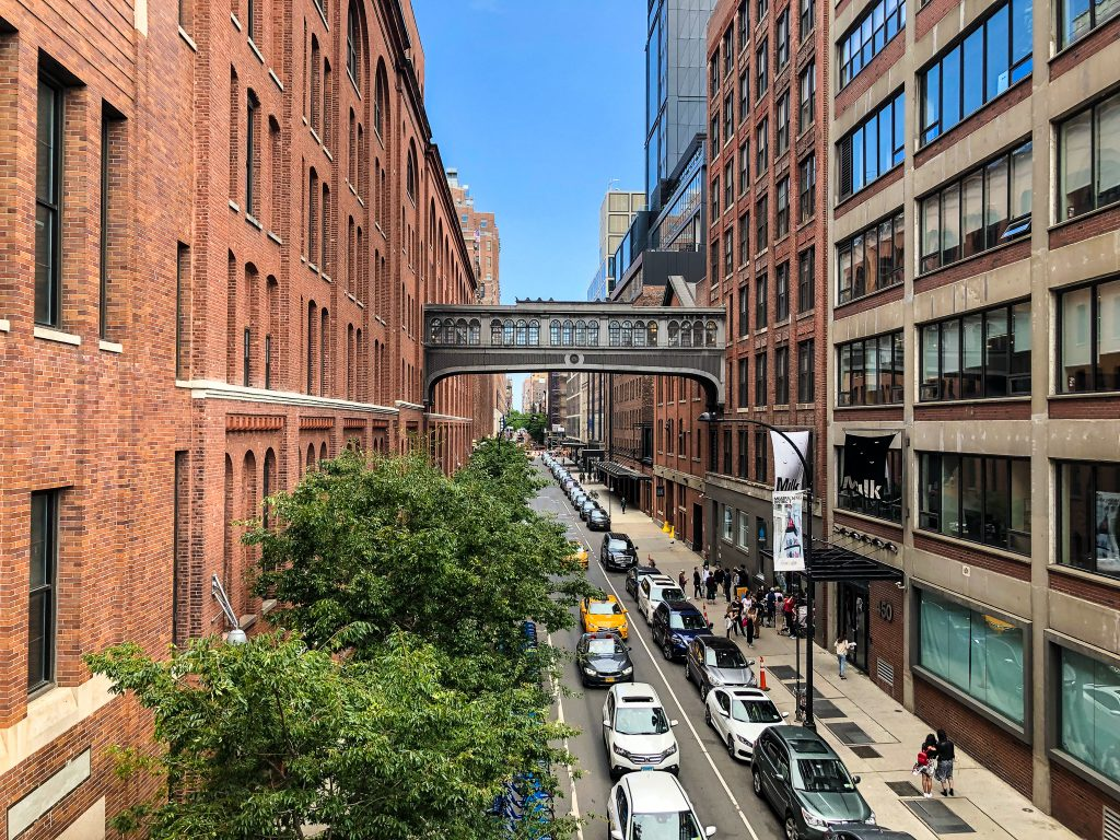 when is best time to visit new york: early summer is amazing
