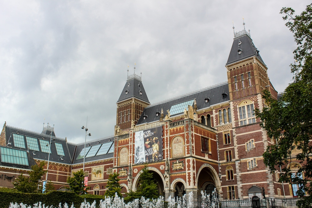 with 2 days in amsterdam, you'll wanna see all the museums
