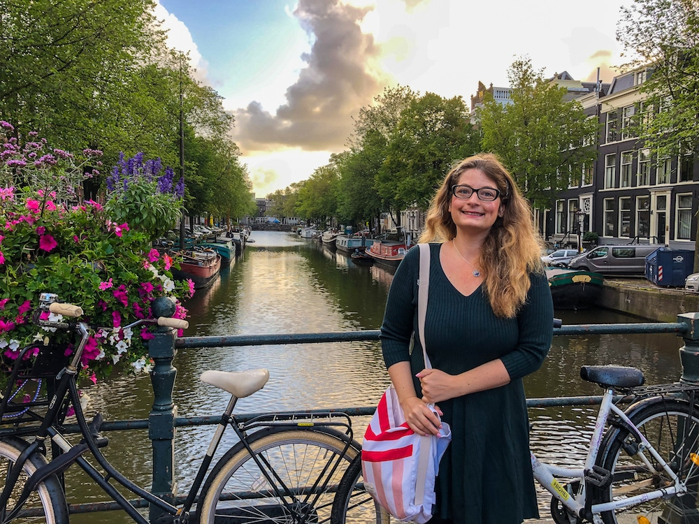solo travel in Amsterdam is safe
