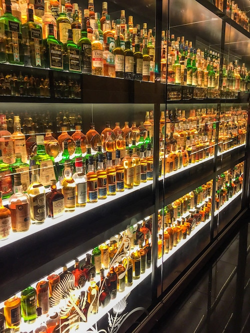 the whisky experience is what to see in edinburgh in 2 days
