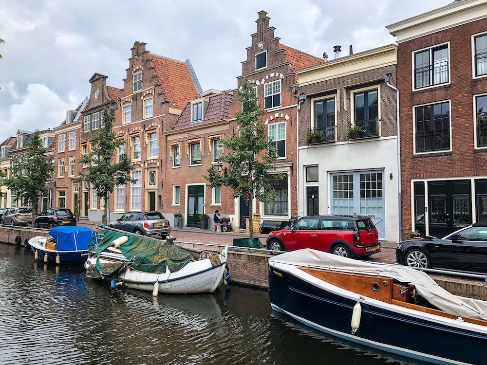 Netherlands Itinerary 5 Days needs to include haarlem