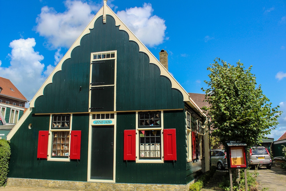 zaanse schans is why amsterdam is worth visiting