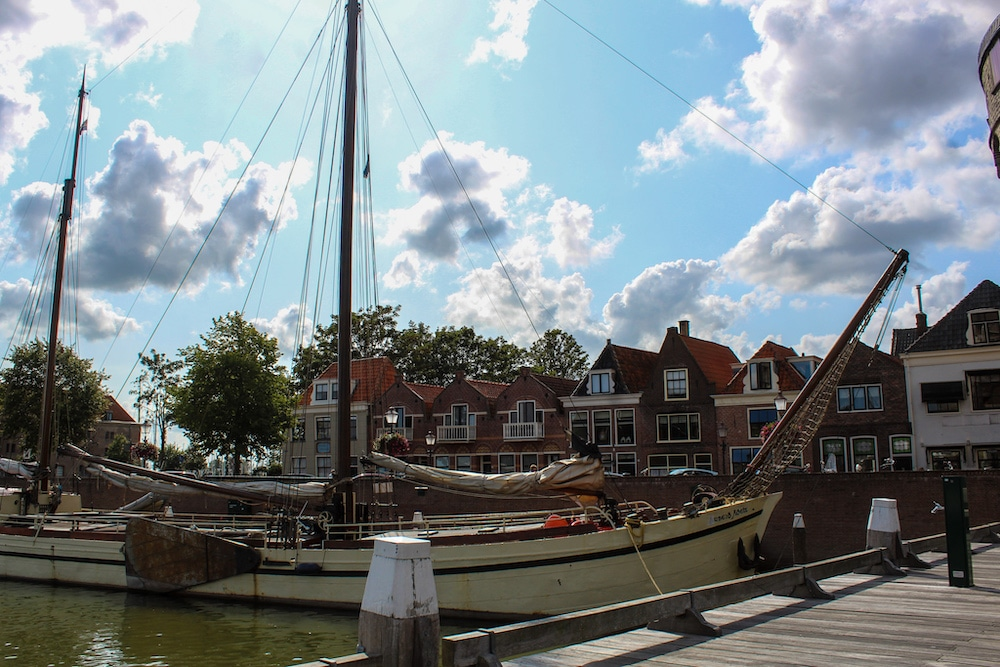 going to the marina is among what to do in hoorn netherlands