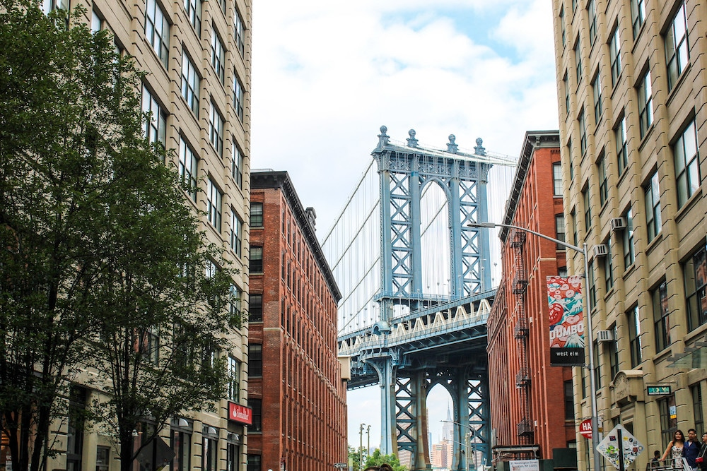 2 days in new york and exploring brooklyn