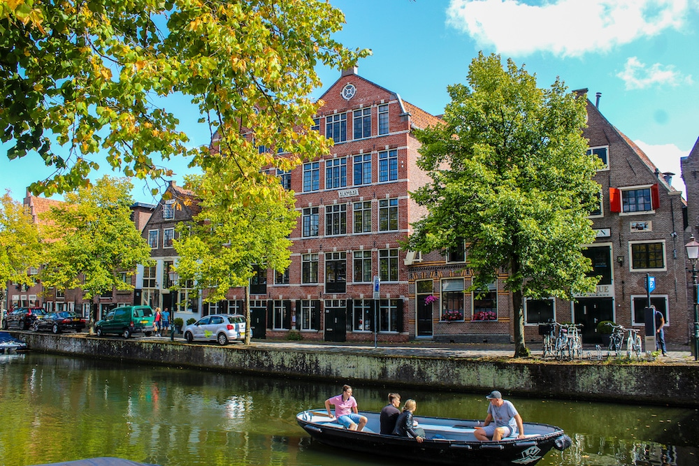 things to do in hoorn netherlands includes the canal