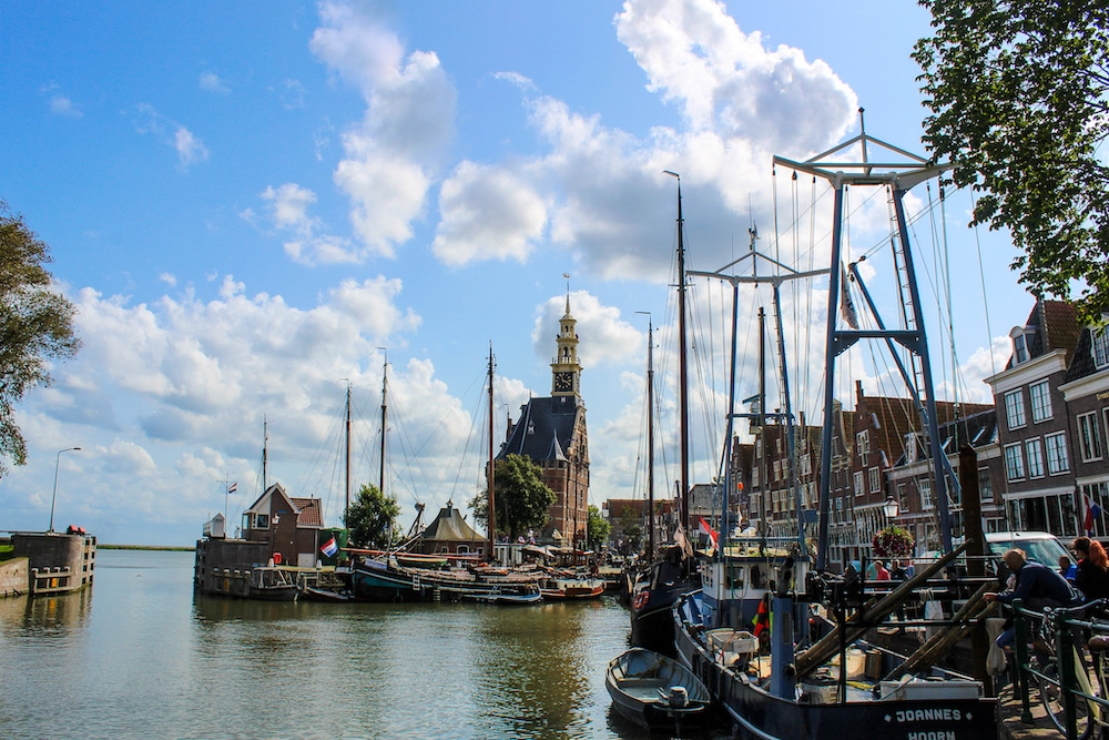 ships are what to see or things to do in hoorn the netherlands
