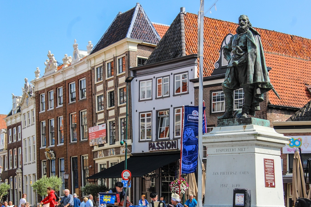 what to do in hoorn netherlands? go to the main square first!