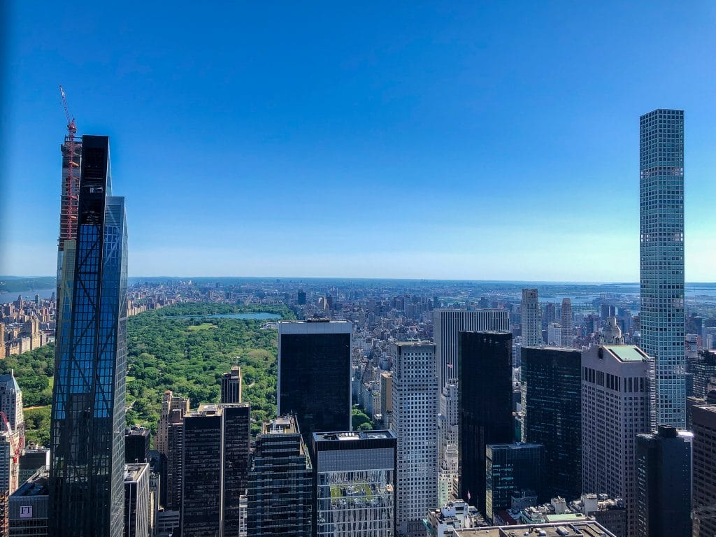 two days in new york city