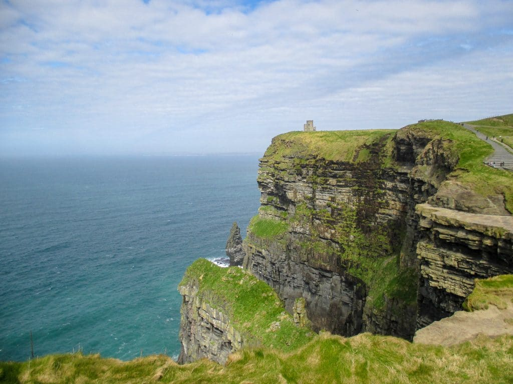 welcome to the cliffs of moher
