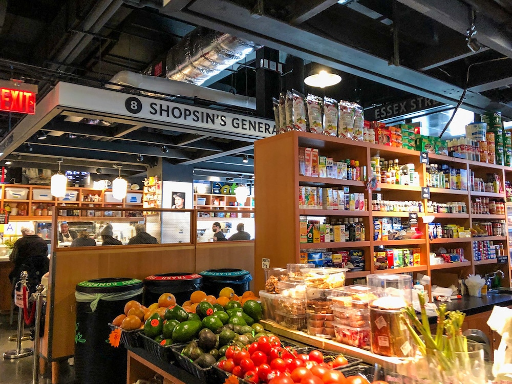 fruits and deliciousness in essex market