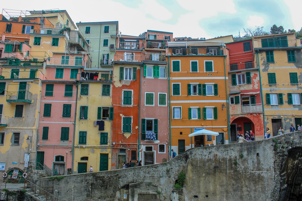 8 days in northern italy should include cinque terre