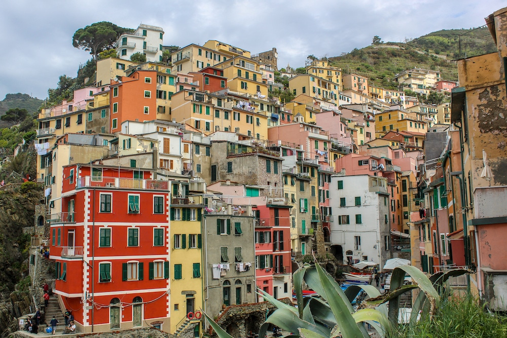 northern italy itinerary 8 days don't miss cinque terre