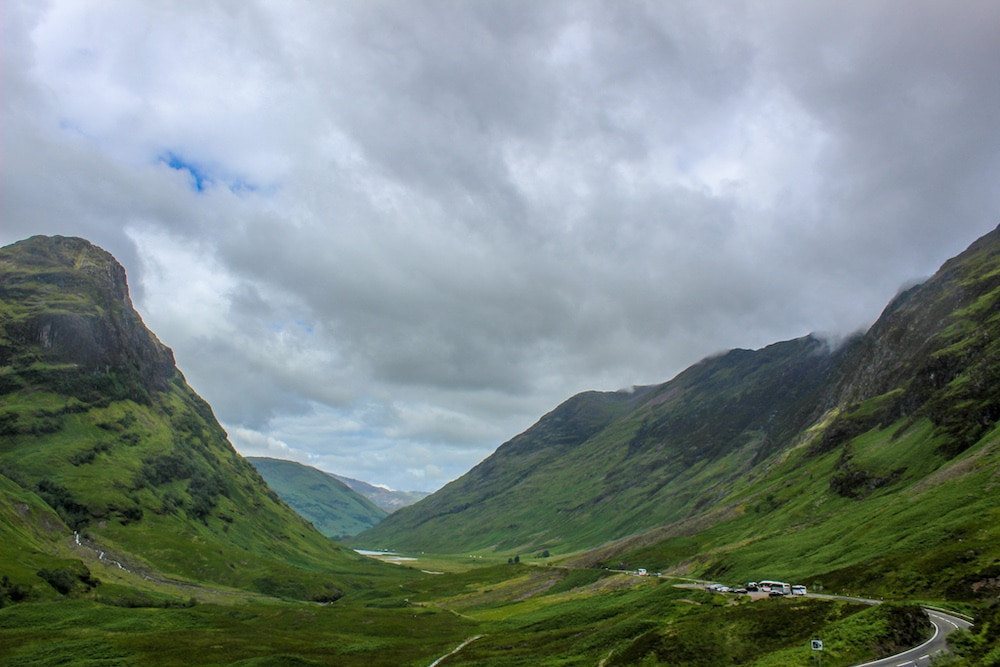 stunning glencoe is a great spot for 10 days in Scotland