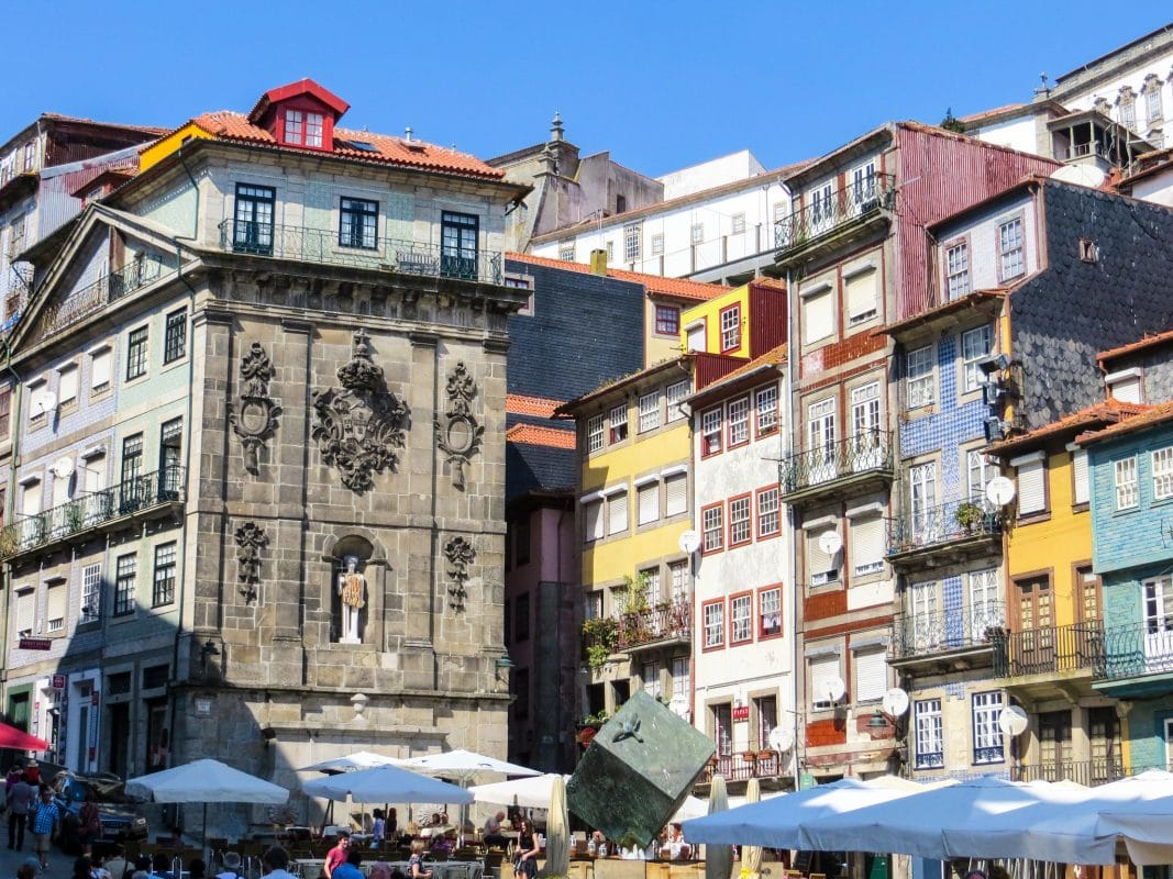 seeing porto with four days in portugal