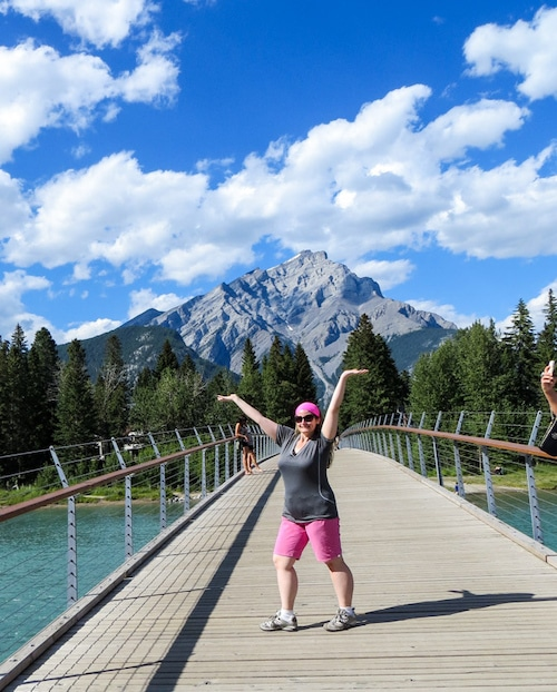 3 days in banff and so excited