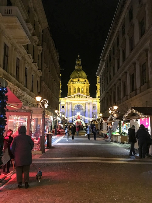 strolling to st. stephen's