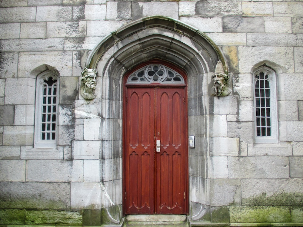 you will see plenty of cool doors with 4 days in dublin