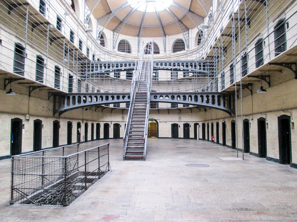 with 4 days in dublin you need to visit the gaol