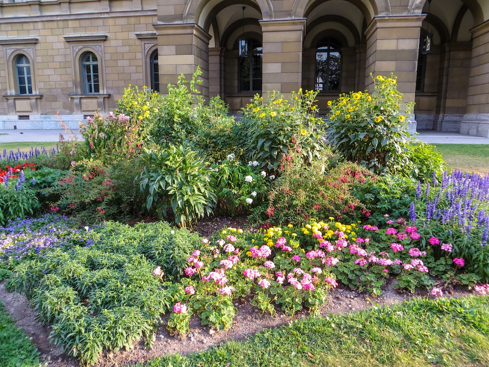 finding peaceful gardens with 5 days in munich is easy