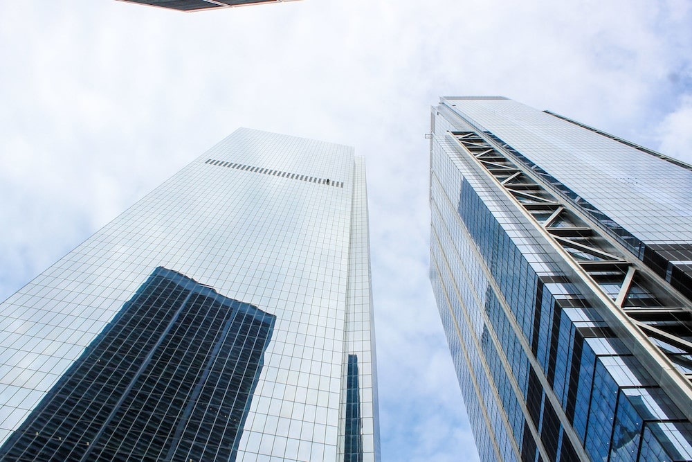 one of the best free things to do in the financial district nyc is take photos of the buildings